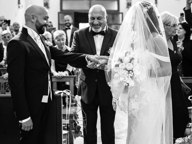 Il matrimonio di Oana e Amedeo a Orsogna, Chieti 35