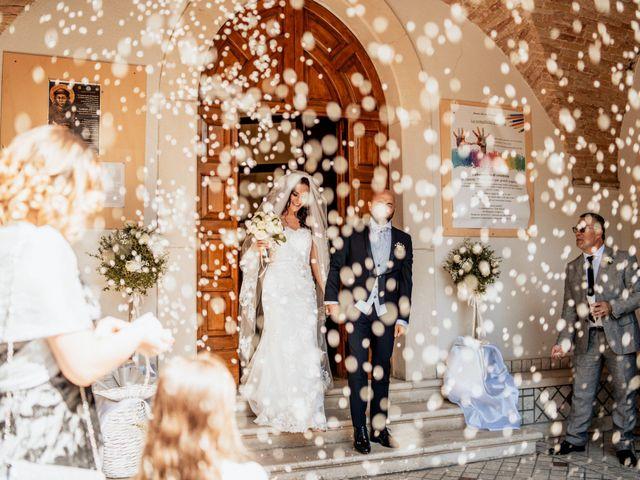 Il matrimonio di Oana e Amedeo a Orsogna, Chieti 36