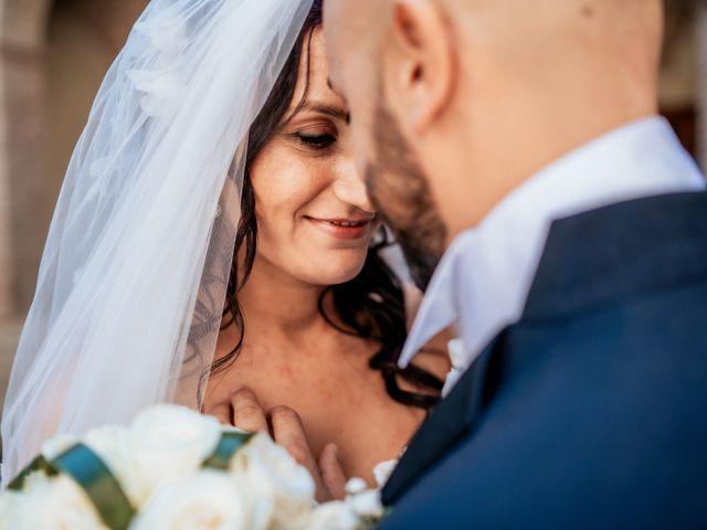 Il matrimonio di Oana e Amedeo a Orsogna, Chieti 37