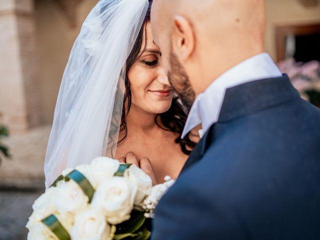 Il matrimonio di Oana e Amedeo a Orsogna, Chieti 38