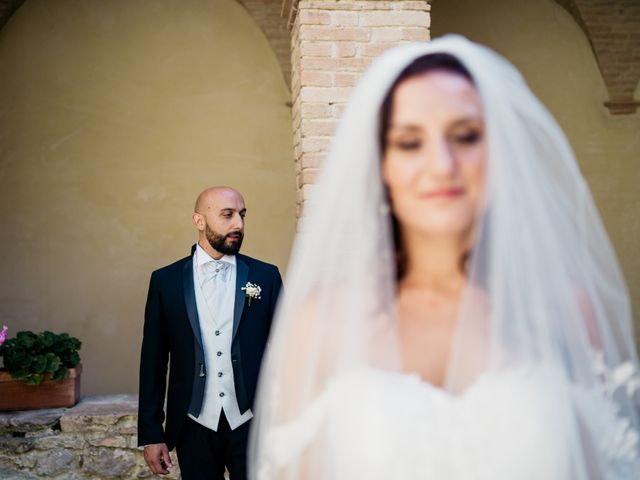 Il matrimonio di Oana e Amedeo a Orsogna, Chieti 41