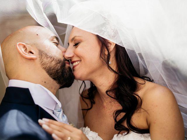 Il matrimonio di Oana e Amedeo a Orsogna, Chieti 42