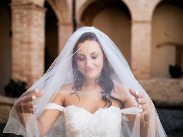 Il matrimonio di Oana e Amedeo a Orsogna, Chieti 43