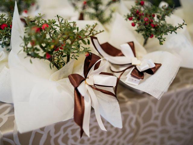 Il matrimonio di Oana e Amedeo a Orsogna, Chieti 45