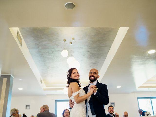 Il matrimonio di Oana e Amedeo a Orsogna, Chieti 50