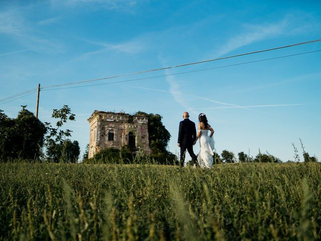 Il matrimonio di Oana e Amedeo a Orsogna, Chieti 52