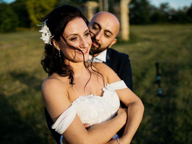 Il matrimonio di Oana e Amedeo a Orsogna, Chieti 54