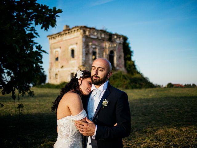 Il matrimonio di Oana e Amedeo a Orsogna, Chieti 55