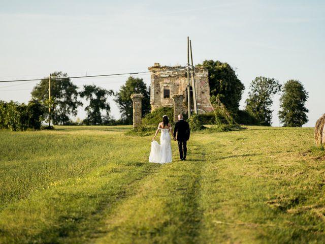 Il matrimonio di Oana e Amedeo a Orsogna, Chieti 56
