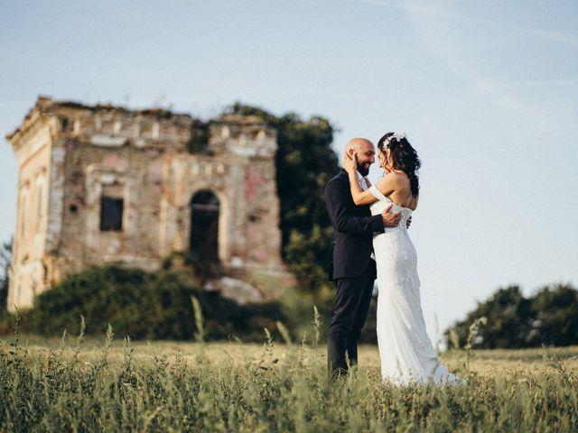 Il matrimonio di Oana e Amedeo a Orsogna, Chieti 57