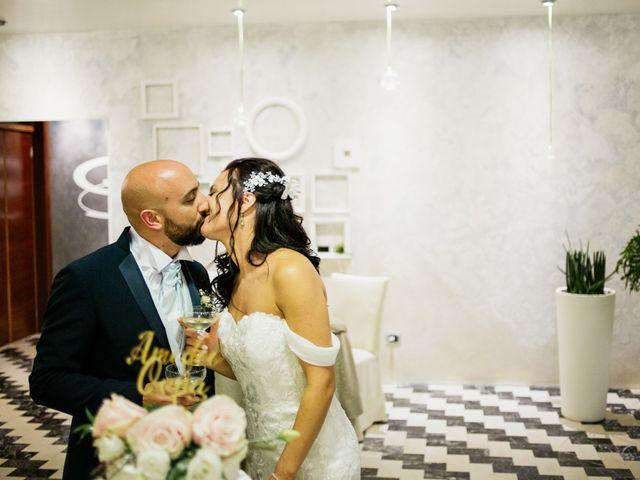 Il matrimonio di Oana e Amedeo a Orsogna, Chieti 58