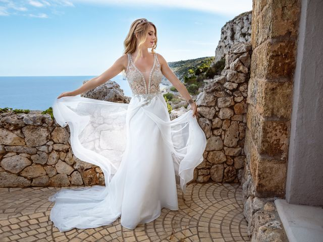 Il matrimonio di Attila e Federica a Gagliano del Capo, Lecce 10