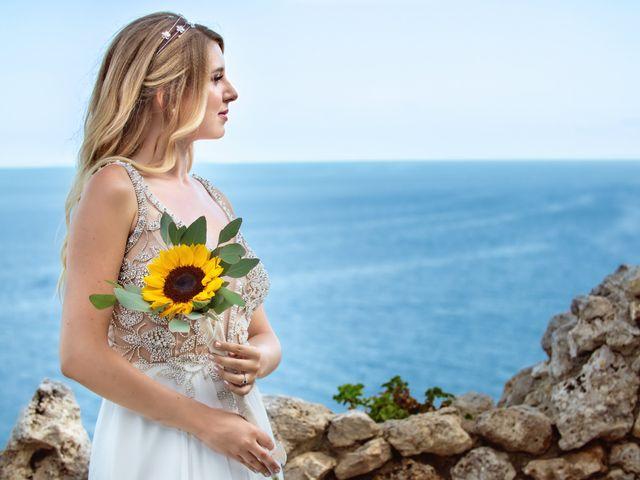 Il matrimonio di Attila e Federica a Gagliano del Capo, Lecce 12