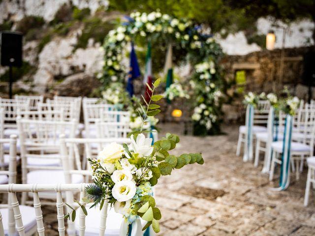 Il matrimonio di Attila e Federica a Gagliano del Capo, Lecce 21