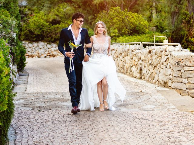 Il matrimonio di Attila e Federica a Gagliano del Capo, Lecce 23