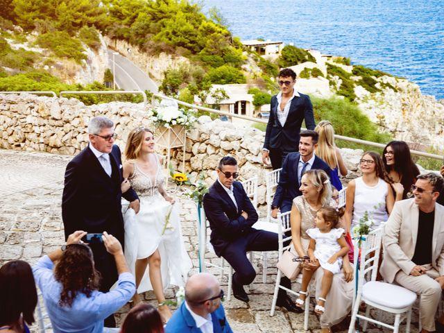 Il matrimonio di Attila e Federica a Gagliano del Capo, Lecce 25