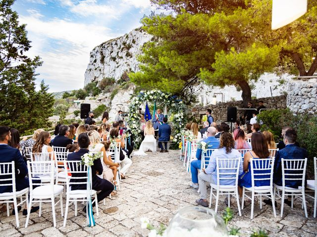 Il matrimonio di Attila e Federica a Gagliano del Capo, Lecce 26