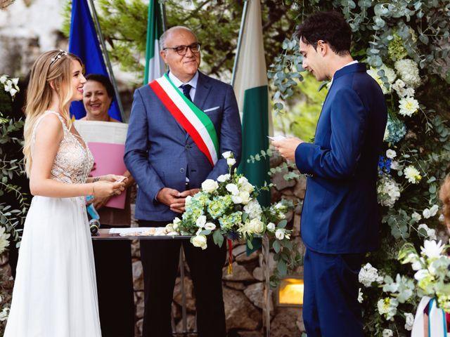 Il matrimonio di Attila e Federica a Gagliano del Capo, Lecce 29