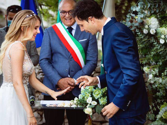 Il matrimonio di Attila e Federica a Gagliano del Capo, Lecce 31