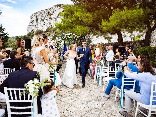 Il matrimonio di Attila e Federica a Gagliano del Capo, Lecce 36