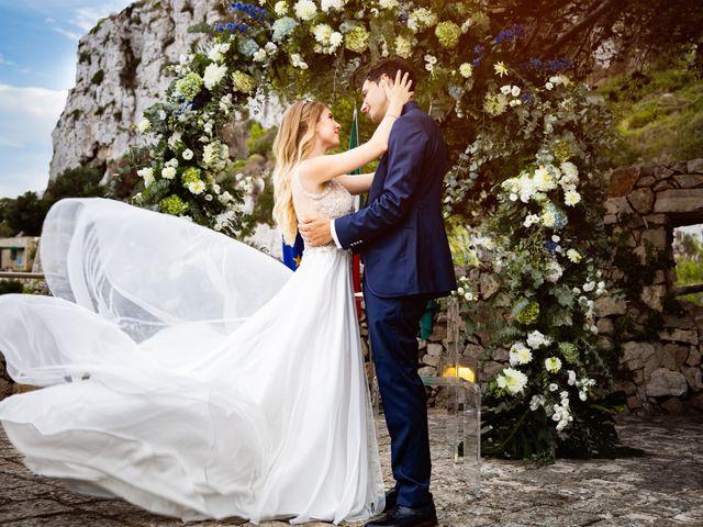 Il matrimonio di Attila e Federica a Gagliano del Capo, Lecce 38