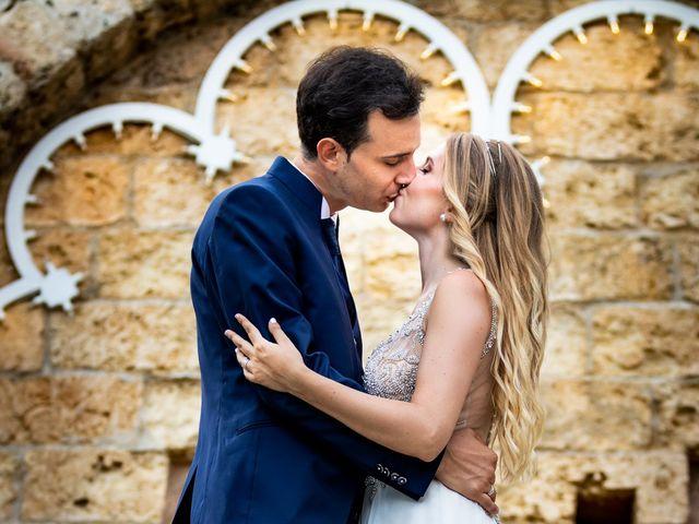 Il matrimonio di Attila e Federica a Gagliano del Capo, Lecce 43