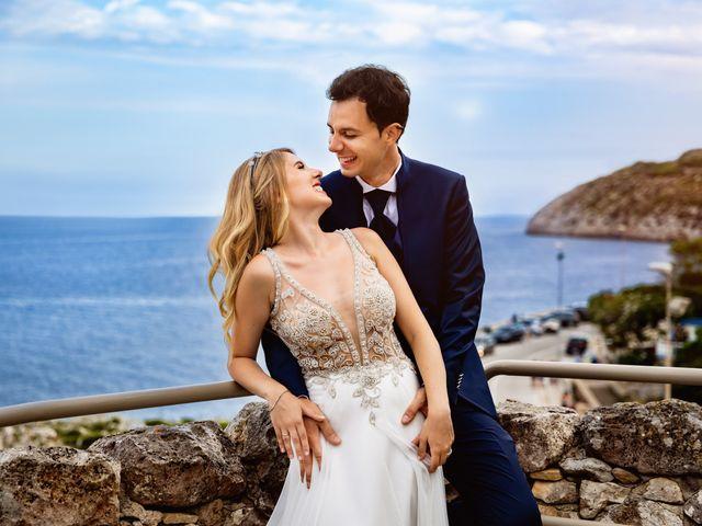 Il matrimonio di Attila e Federica a Gagliano del Capo, Lecce 49