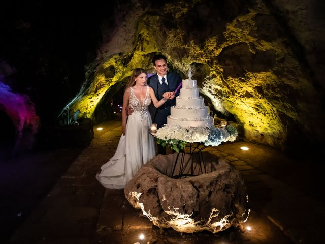 Il matrimonio di Attila e Federica a Gagliano del Capo, Lecce 67