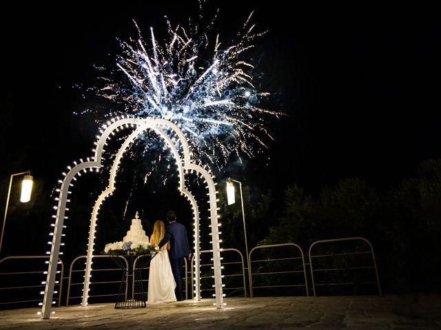 Il matrimonio di Attila e Federica a Gagliano del Capo, Lecce 71