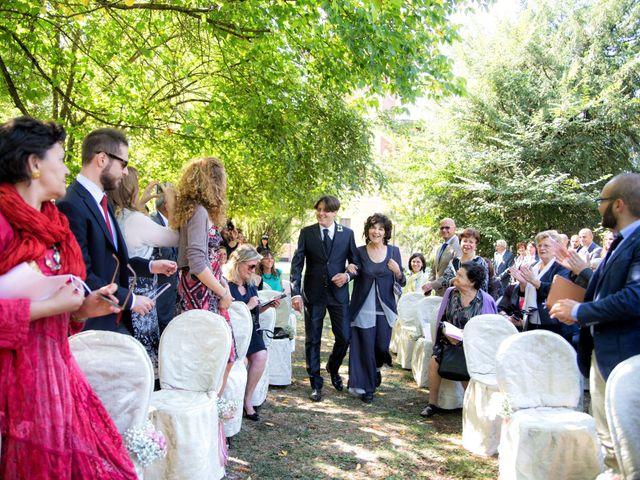 Il matrimonio di Ugo e Giovanna a Ravarino, Modena 9
