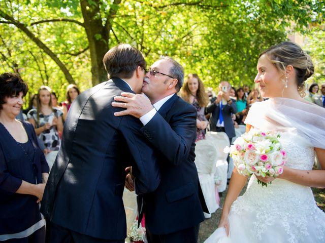 Il matrimonio di Ugo e Giovanna a Ravarino, Modena 13