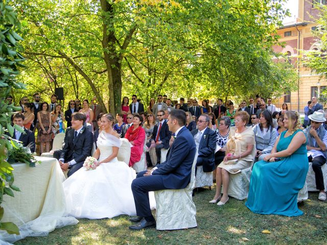 Il matrimonio di Ugo e Giovanna a Ravarino, Modena 15