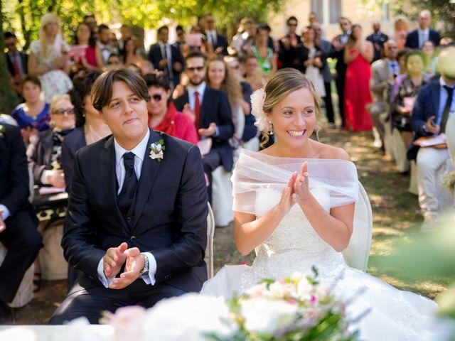 Il matrimonio di Ugo e Giovanna a Ravarino, Modena 17
