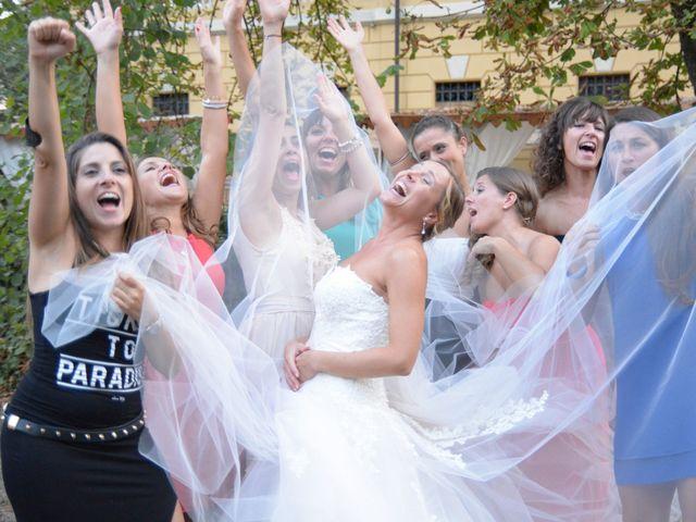 Il matrimonio di Ugo e Giovanna a Ravarino, Modena 75