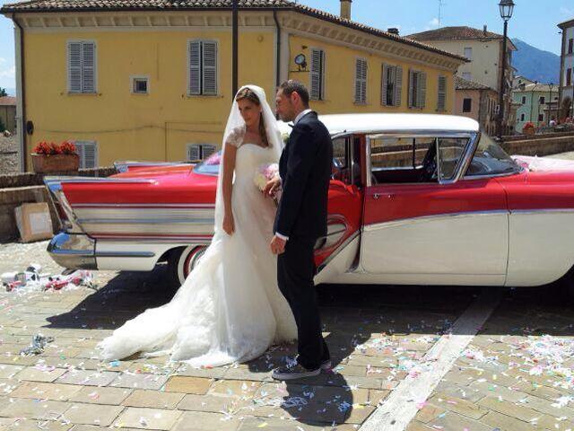 Il matrimonio di Annalisa e Alessio a San Severino Marche, Macerata 2