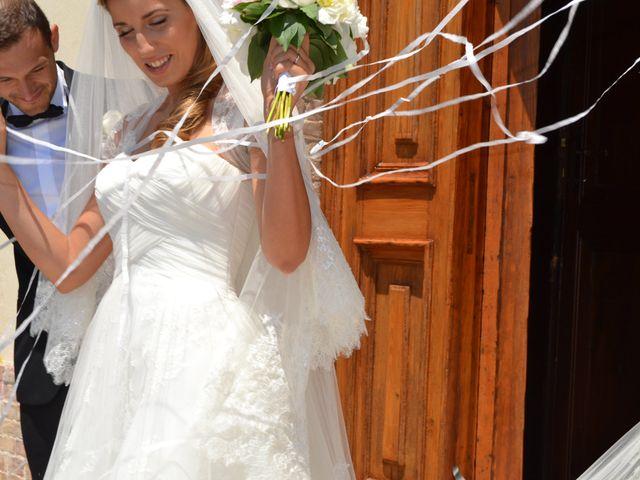 Il matrimonio di Annalisa e Alessio a San Severino Marche, Macerata 5