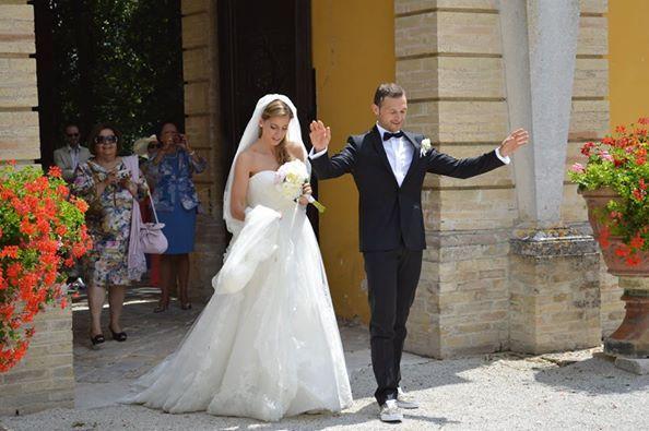 Il matrimonio di Annalisa e Alessio a San Severino Marche, Macerata 1