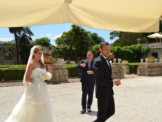 Il matrimonio di Annalisa e Alessio a San Severino Marche, Macerata 6
