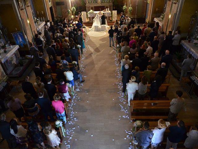 Il matrimonio di Annalisa e Alessio a San Severino Marche, Macerata 9