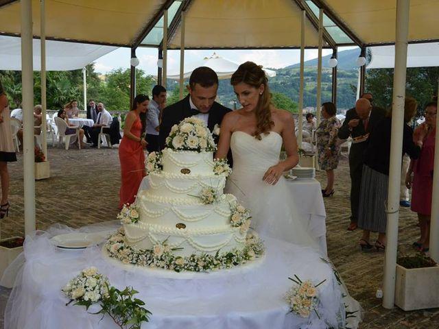 Il matrimonio di Annalisa e Alessio a San Severino Marche, Macerata 11