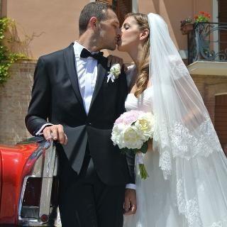 Il matrimonio di Annalisa e Alessio a San Severino Marche, Macerata 14
