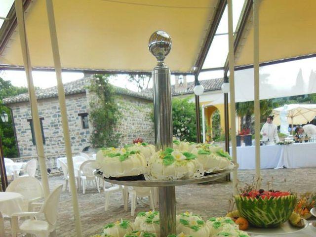 Il matrimonio di Annalisa e Alessio a San Severino Marche, Macerata 18