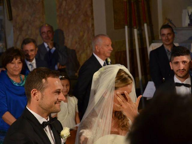 Il matrimonio di Annalisa e Alessio a San Severino Marche, Macerata 24