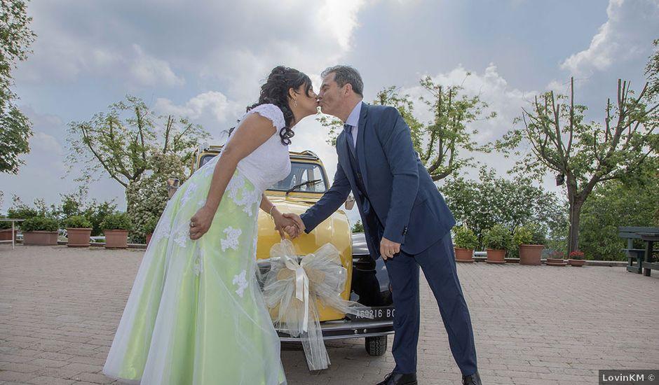 Il matrimonio di Paolo e Silnara a Castellarano, Reggio Emilia