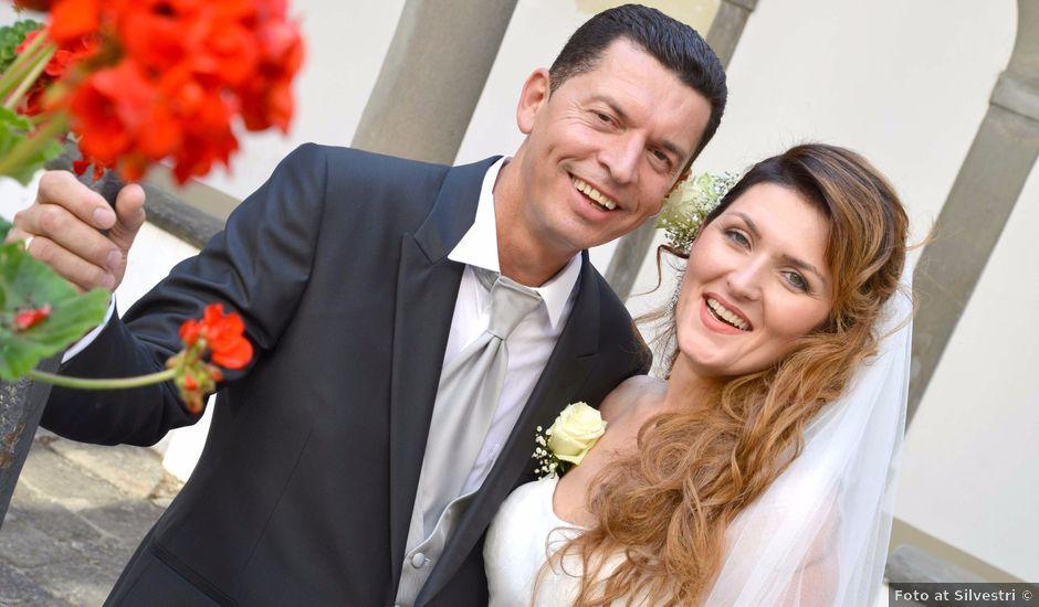 Il matrimonio di Alfonc e Antonela a Buggiano, Pistoia