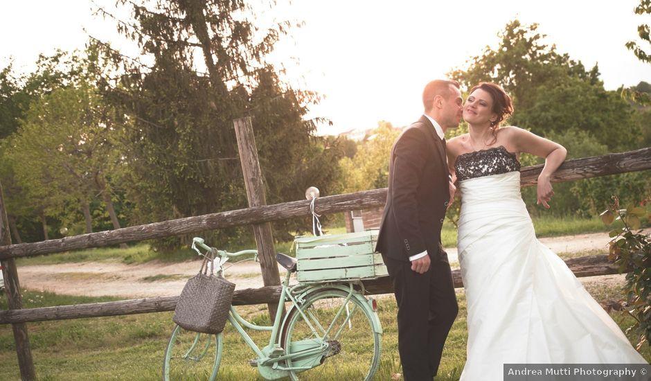 Il matrimonio di Simone e Federica a Asti, Asti