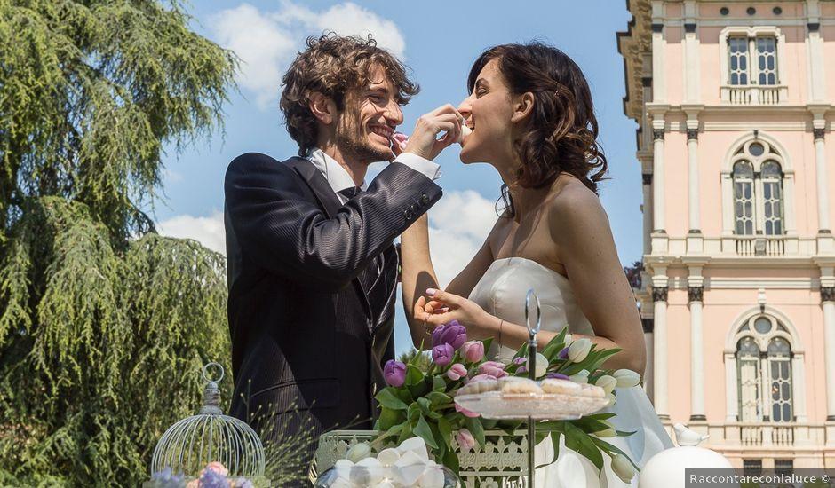 Il matrimonio di Flavio e Marta a Varese, Varese