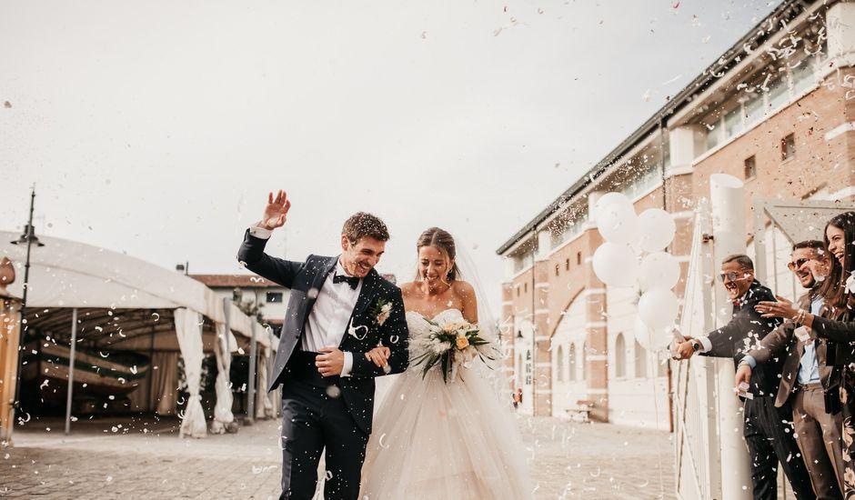 Il matrimonio di Manuel e Martina a Cesenatico, Forlì-Cesena
