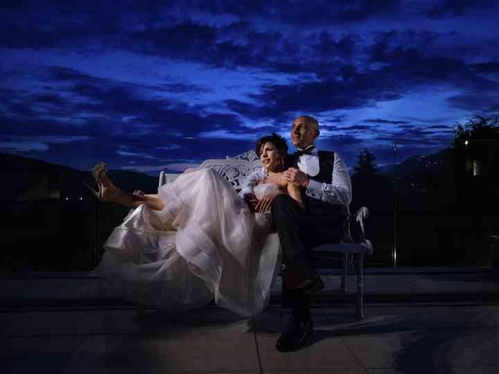 Le nozze di Ornela e Alessandro