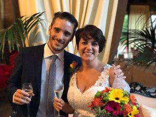 Le nozze di Giorgia e Joseph